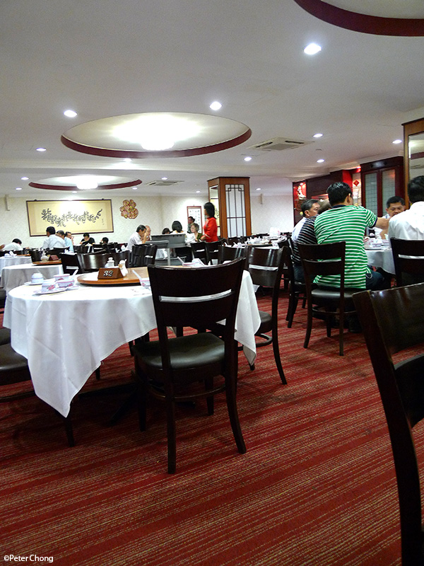interior chinese hokkien restaurant