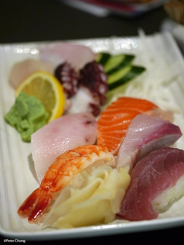 Ho chiak kaiho sushi for Frozen fish for sushi