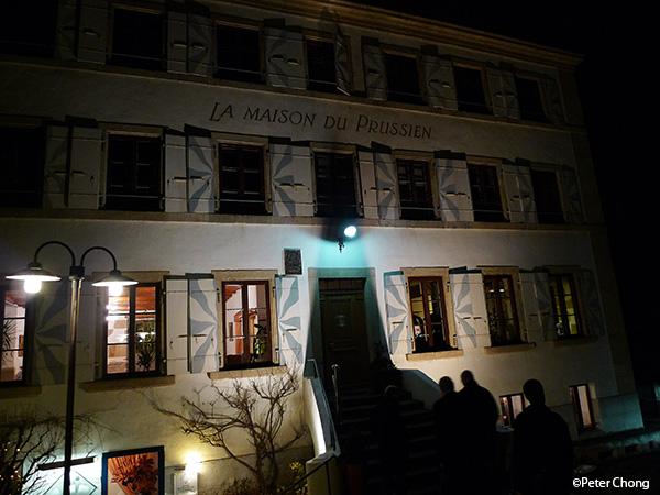 la maison du prussien nauchatel