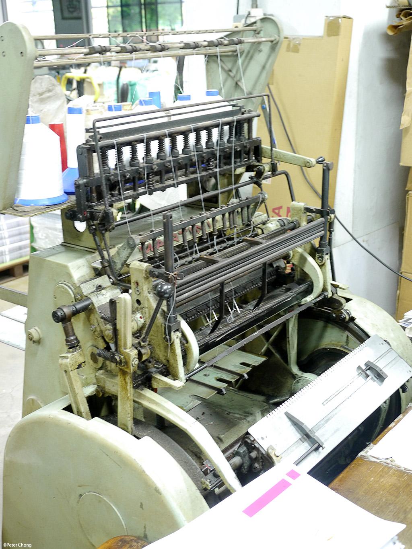 PRINTED Elgin model 2468 sewing machine manual (smm608a) (Machines