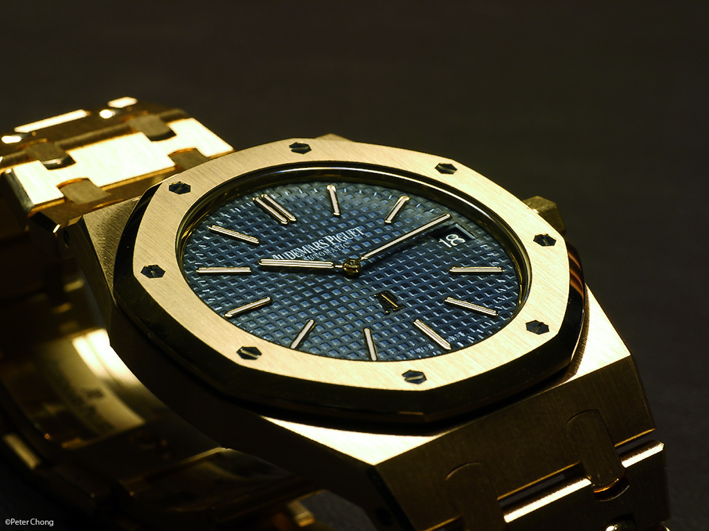 SIHH 2012: Audemars Piguet reinvents the Royal Oak
