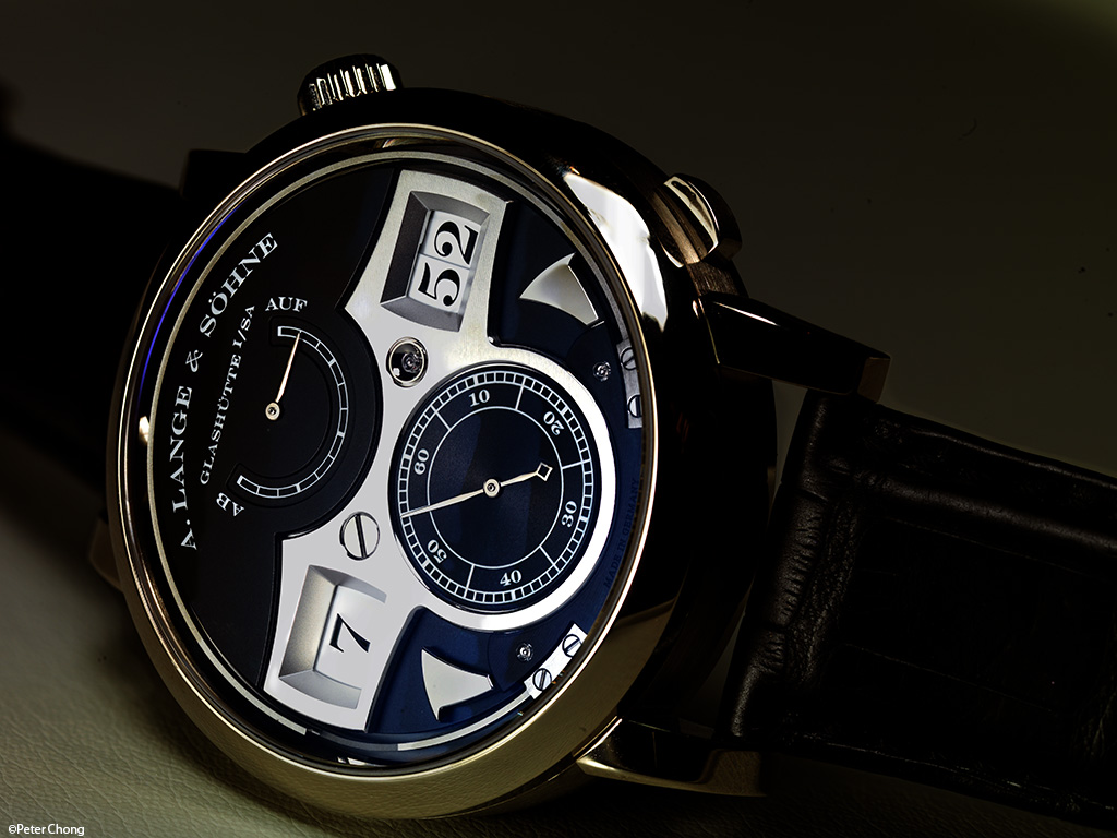 Lange Zeitwerk Striking Time